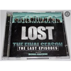 LOST Final Season: The Last Episodes CD