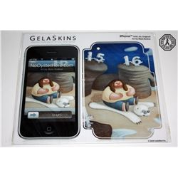 LOST Hurley Numbers iPhone 3G Gelaskin (Rare)