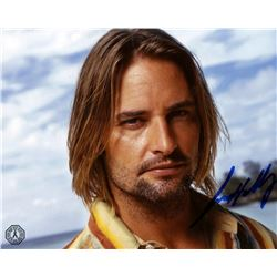 LOST Josh Holloway Signed Promo Photo (Sawyer)