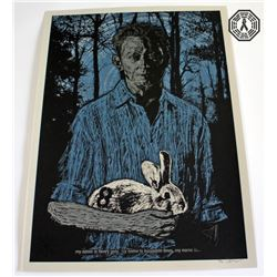 LOST Limited Edition ARG Screen-Print: Ben Linus