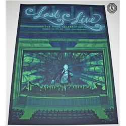 LOST Live: The Final Celebration Limited Edition Screen-Print (Jack)