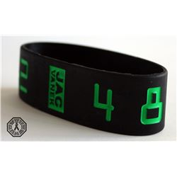 LOST Numbers Rubber Bracelet (Rare)