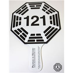 LOST Official Auction Catalog & Bidding Paddle