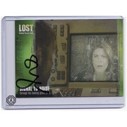 LOST Penny Widmore Trading Card Signed by Sonya Walger