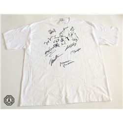 LOST Season 1 T-Shirt Signed by 14! (Rare)
