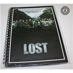 LOST Season 2 Spiral Notebook
