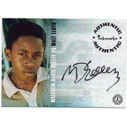 LOST Walt S1 Autograph Card Signed by Malcolm David Kelley