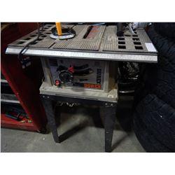 DUREX 10 INCH TABLE SAW