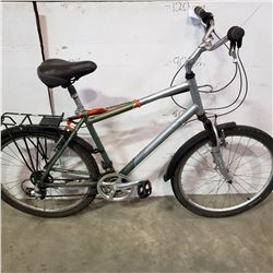 GREY KHS BIKE