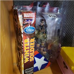 MARVEL SELECT WINTER SOLDIER FIGURE