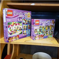 LOT OF 2 LEGO FRIENDS - 1 IS SEALED, 1 OPENED