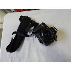 NIKON D700 DIGITAL CAMERA W/ NIKKOR 35-70mm AF LENS INFOTOFILE BACKPACK, NO CHARGER