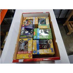 BOX OF NEW PIXEL PALS