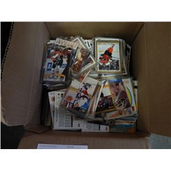 BOX OF HOCKEY CARDS