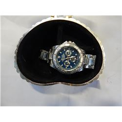 UNAUTHENICATED ROLEX WATCH IN JEWELLERY BOX