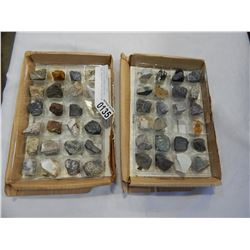 MINISTRY OF MINES ROCK AND SEMI PRECIOUS STONE COLLECTION