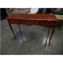 QUEEN ANNE HALLWAY TABLE