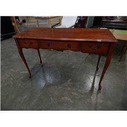 QUEEN ANNE HALLWAY TABLE