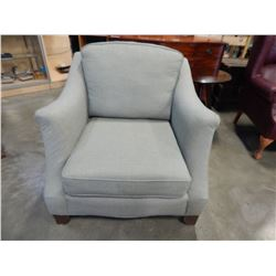 PLATINUM SEAGRASS ARM CHAIR