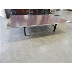 SUSHI TABLE W/ FOLDING LEGS