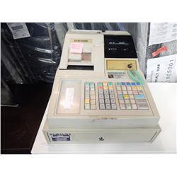 SAMSUNG ELECTRONIC CASH REGISTER