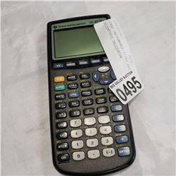 TEXAS INSTRUMENTS TI-83 PLUS SCIENTIFIC CALCULATOR