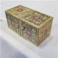 INLAID EASTERN JEWELLERY BOX