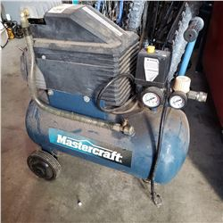 MASTERCRAFT AIR COMPRESSOR