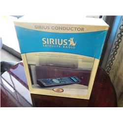 SIRIUS SATELLITE HOME STEREO REMOTE, EASILY ADD SIRIUS TO ANY HOME AUDIO SYSTEM