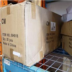 BOX OF CAPTAIN AMERICA BOOKENDS