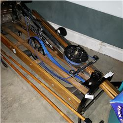 NORDIC TRACK EXERCISE MACHINE