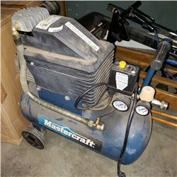 MASTERCRAFT PORTABLE AIR COMPRESSOR