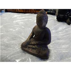 CAST BUDDAH FIGURE