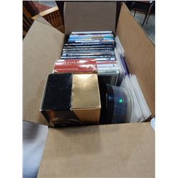 LOT OF APROX 50 PLUS DVDS