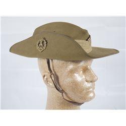 WWII Australian Slouch Hat
