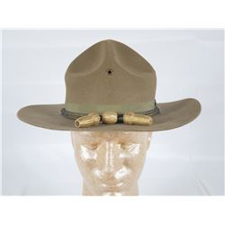 Post WWI US Army Officer's Campaign Hat