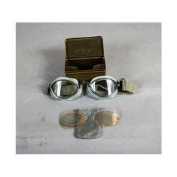 WWII German Luftwaffe Goggles