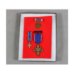 WWII US Army DSC Medals