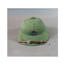 Vietnamese Army Sun Helmet