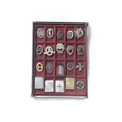 WWII German Medal & Buckle Collection