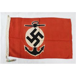 Nazi Water Sports Flag