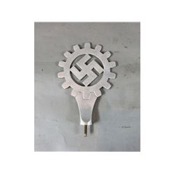 WWII Nazi Flag Pole Top