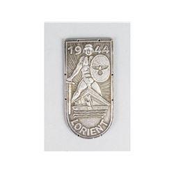 1944 Lorient Badge