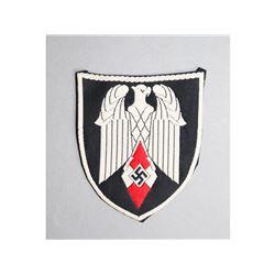 RARE Hitler Youth Flag Bearer Insignia