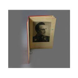 Hitler Youth Award Document