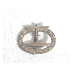 WWII German Kreigsmarine U Boat Badge