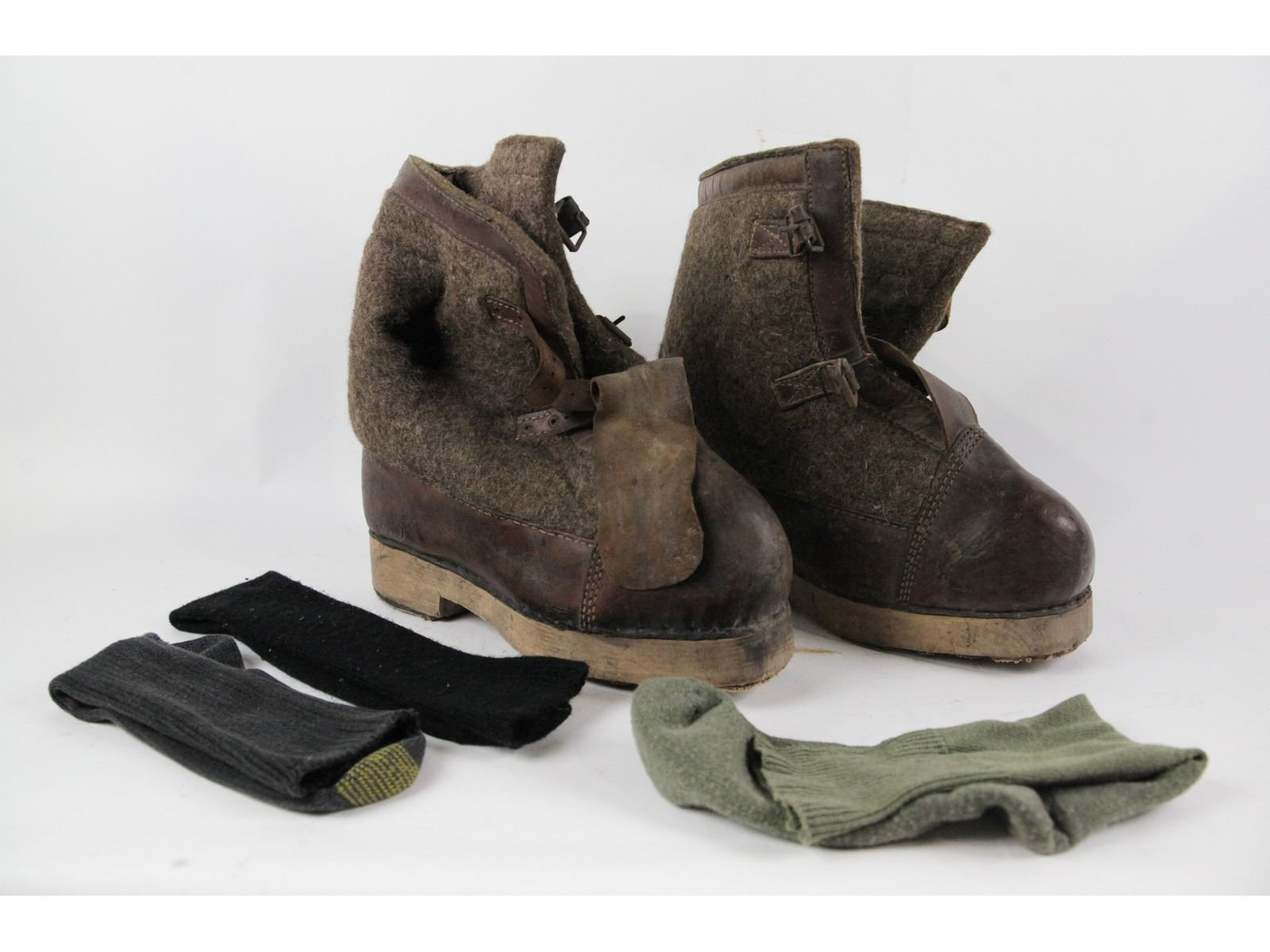 German Winter Boots
