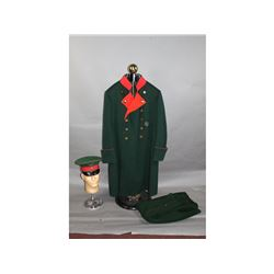 WWI German Military/Freikorp Uniform
