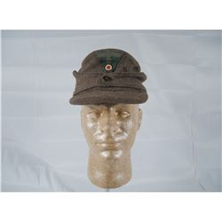 WWII German Army Late War M43 Cap