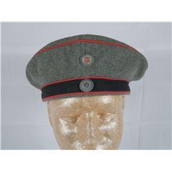 WWI German Feldmutze Cap